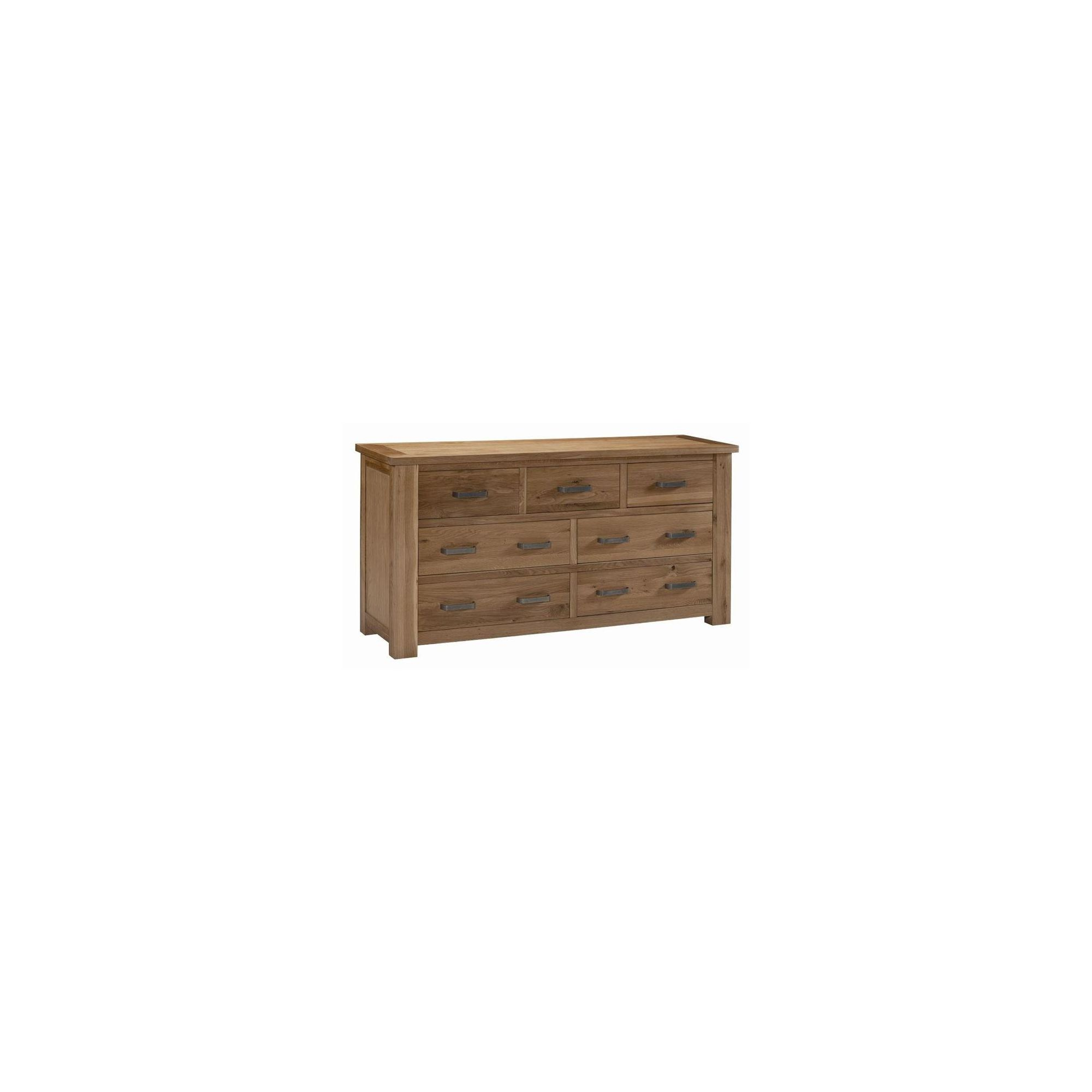 Kelburn Furniture Lyon 7 Drawer Chest at Tesco Direct