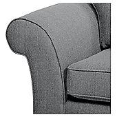 Aldeborough Large 3 Seater Fabric Sofa, Duck Egg