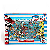 Wheres wally 1000pc Pirate puzzle