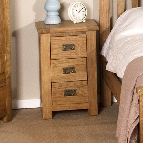 Elements Woodville Bedside Cabinet