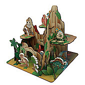 Teamson Kids Jurassic Island Table Top Play Centre