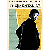 The Mentalist: The Complete Sixth Season DVD