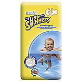 Huggies Little Swimmers Size 2-3 X12