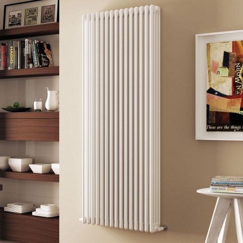 Modus 4 Column Italian Radiator 400mm High x 1518mm Wide (33 Sections)