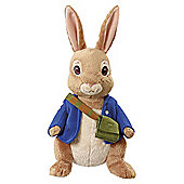 Peter Rabbit Talking Soft Toy - Peter Rabbit