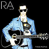 Richard Ashcroft These People CD