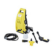 Homcom 1500W Electric Pressure Washer Portable Jet Wash Car Cleaner