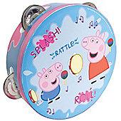 Peppa Pig Peppa's Splish Splash Tambourine