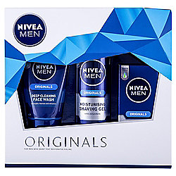 NIVEA MEN ORIGINALS GIFTPACK