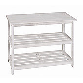Urbane Designs Shelf - Brushed White