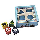 Thomas and Friends Sorting Box