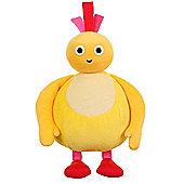 Twirlywoos Talking Soft Toy - Chickedy