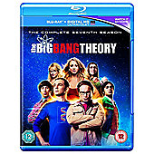 The Big Bang Theory: Season 7 (Blu-ray)