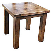 Ametis Brooklyn BLDT8 Rustic Oak Dining Table