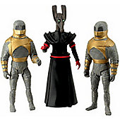Doctor Who Exclusive Action Figure Set - Pyramids of Mars