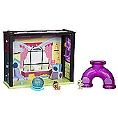 Littlest Pet Shop Scene - Playroom Style Set
