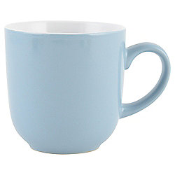 Plain Mug, Blue