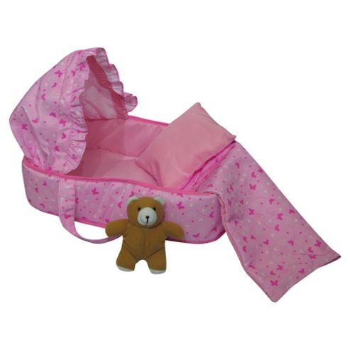 Emmi Cosy Play Doll Carry Cot
