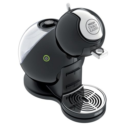 NESCAFE Dolce Gusto Melody III Manual Black Coffee Machine by Delonghi