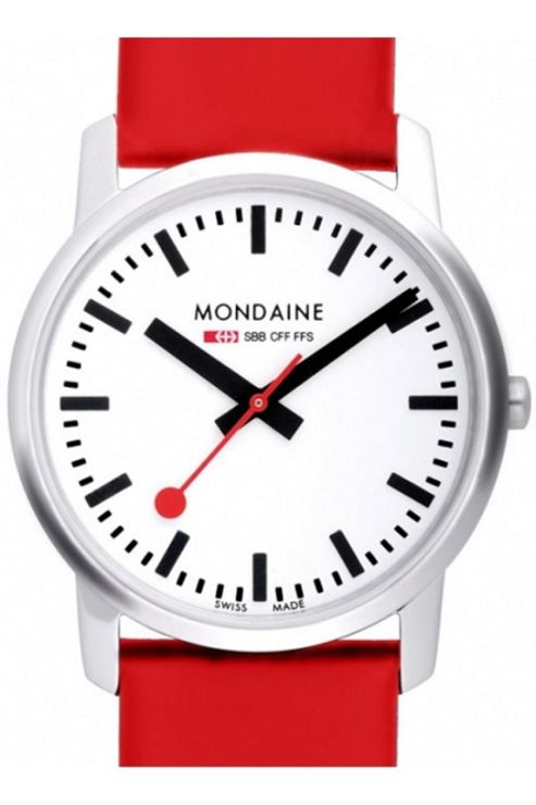 Mondaine Ladies Simply Elegant Strap Watch A672.30351.11SBC