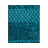 Linea Softer Feel Egyptian Cotton Bath Towel Cerulean