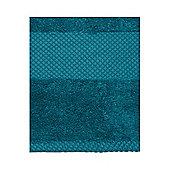 Linea Softer Feel Egyptian Cotton Bath Towel Cerulean