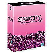 Sex And The City - Series 1-6 - Complete  (DVD Boxset)