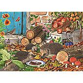 Garden Helpers Puzzle