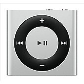 Apple iPod shuffle 2GB White & Silver (4th Generation)