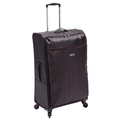 Revelation by Antler Alight 4-Wheel Suitcase, Black Large