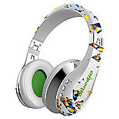 Bluedio A (Air) Wireless Bluetooth Headphones White