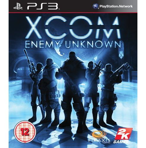 Xcom - Enemy Unknown (PS3)