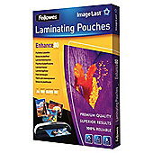 Fellowes Laminating Pouches 80 mic A4 100pk
