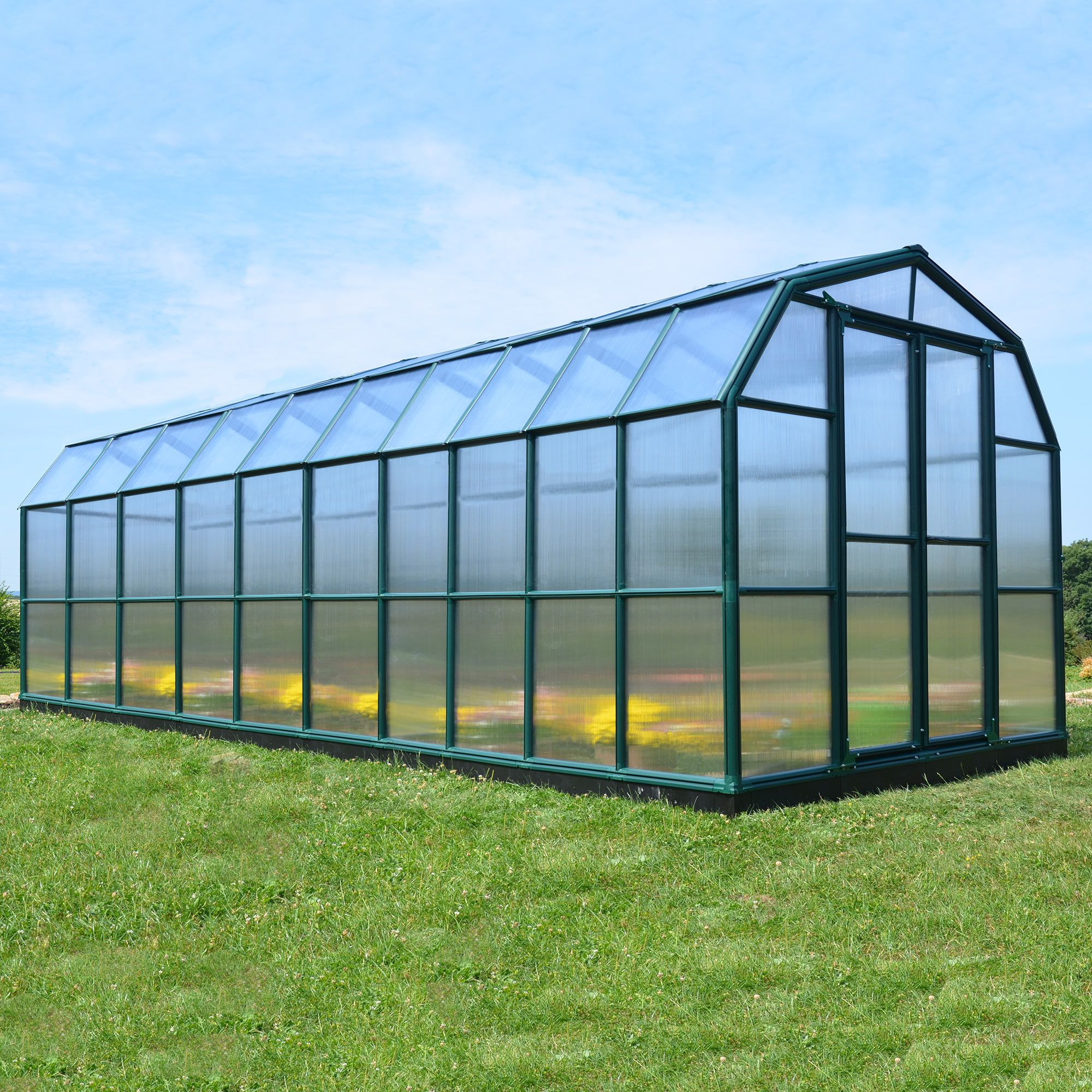 Grand Gardener Clear 8X20 at Tesco Direct