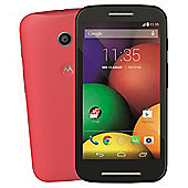 Tesco Mobile Motorola Moto E™ Black