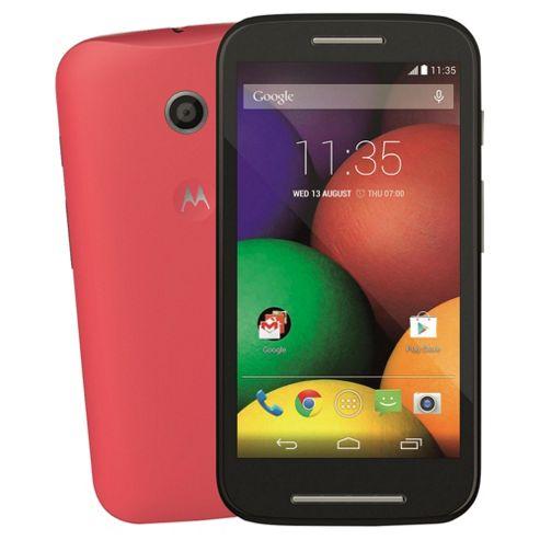 Tesco Mobile Motorola Moto E(tm) Black