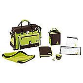 Babymoov Changing Bag & Mat, Green