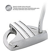 John Letters Silver Swan Putter (SS6) Right Hand