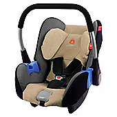 Apramo Gaia Car Seat, Group 0+, Beige