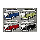 Oriental Carpets & Rugs Capri 4613 Camper Rug - 120cm x 170cm