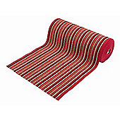 Dandy Ios Red Contemporary Rug - Runner 67cm x 180cm