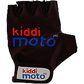 Kiddimoto Gloves Black (Small)