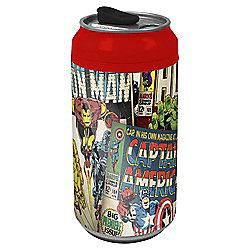 Avengers Can Water Bottle