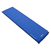 Vango Adventure 5cm Single Sleeping Mat with Repair Kit Blue