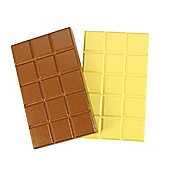 Bigjigs Toys BJF146 Wooden Play Food Chocolate (Pack of 2)