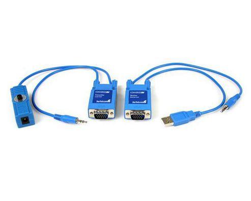 StarTech Mini VGA Video & Audio Extender over Cat5