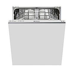 Hotpoint Built-In Dishwasher, LTB4M116, White