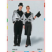 Tailcoat - Adult Costume Size: 38-40