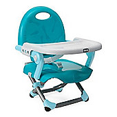 Chicco Pocket Snack Booster Seat (Light Blue)
