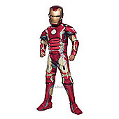 Marvel Avengers Age of Ultron Deluxe Iron Man Costume (5-7 years)